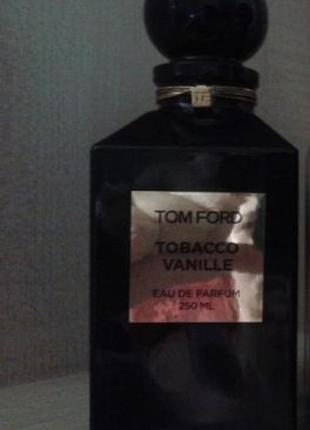 Флакон tom ford tobacco vanille 250 мл оригинал