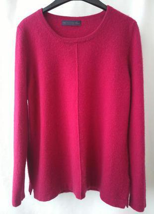 Джемпер свитер (100% кашемир) mark & spencer, размер 16