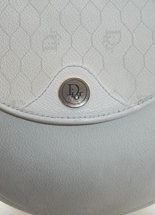 Винтажная сумка christian dior оригинал