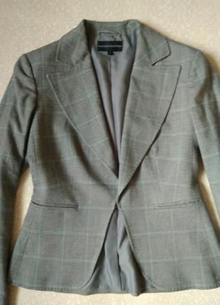 Шикарный стильный пиджак m&s