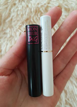 Тушь для ресниц lancome monsieur big + основа под тушь cils booster xl super-enhancing