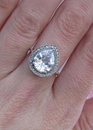 Серебряное кольцо империя