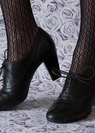 Классические ботильоны geox (туфли, ботинки)