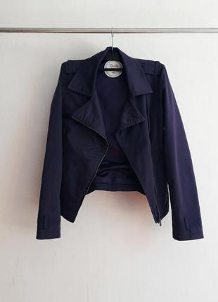 Куртка косуха ветровка пиджак жакет накидка длинный рукав bershka
