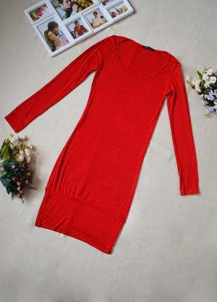 Платье миди облегающее италия