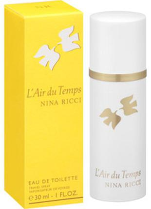 Nina ricci lair du temps travel edition оригинал!