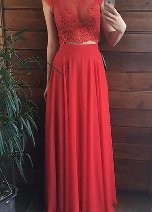 Неймовірно красива сукня