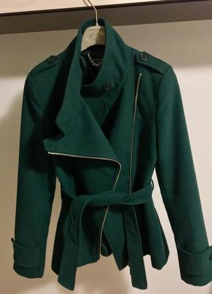 Кашемировое итальянское пальто rinascimento