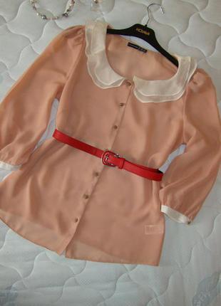 Шифоновая блуза блузка atmosphere