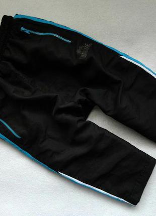 Фирменные шорты бриджи lonsdale london 7-8л р.122-128