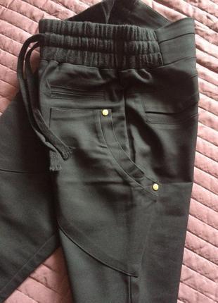Модные повседневные брюки zara