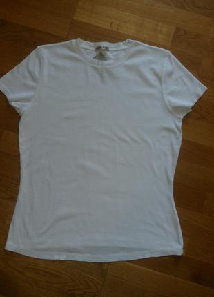 Базовая белая футболка george