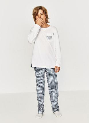 Пижама zara 9-10 лет, 140 см для мальчика