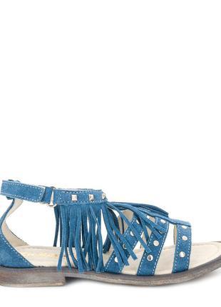Новые супер стилные сандали/босоножки в стиле бохо, kickers. подойдут на широкую ногу.