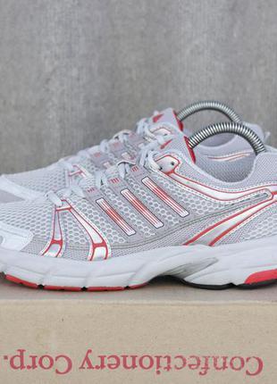 Adidas р.39-25см беговые кроссовки.