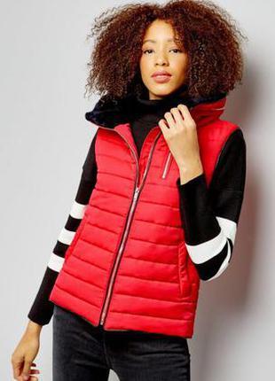 Жилет new look р-р xs жилетка куртка