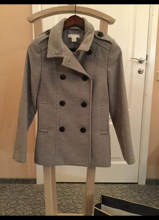 """Пальто """"h&m"""".качество"""