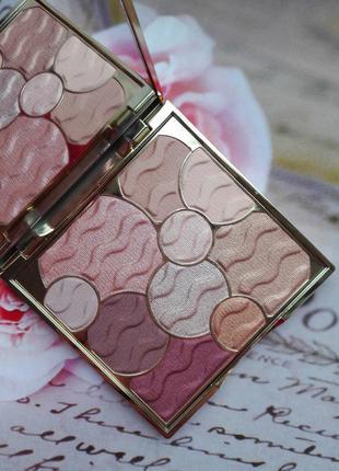 Палетка теней tarte limited edition buried treasure eyeshadow palette