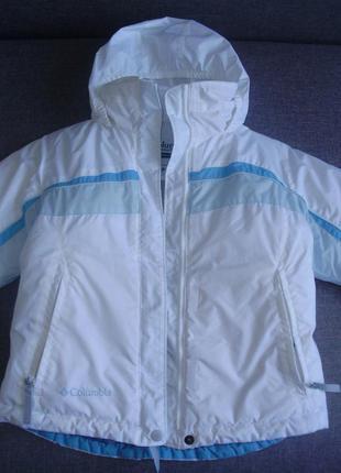 Columbia sportswear (оригинал) (7-8 лет) куртка