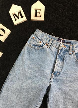 Джинсы , mom jeans , джинсы с высокой посадкой