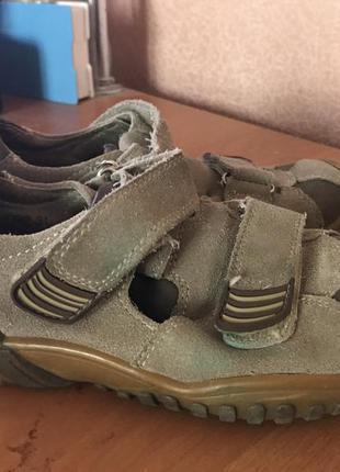Сандалии летние туфли b&g