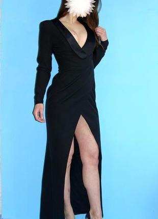 Шикарное платье в пол  fashion house