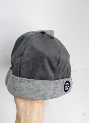 46-48 р натуральная шапка, c&a