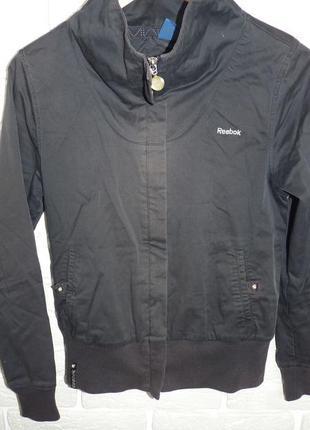 Куртка,ветровка reebok