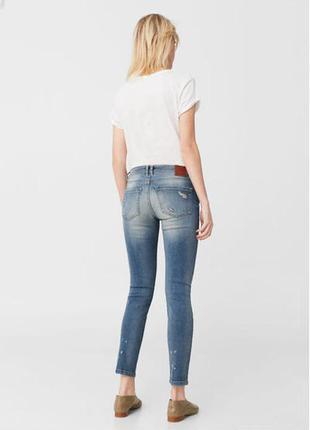 Нові джинси mango/38