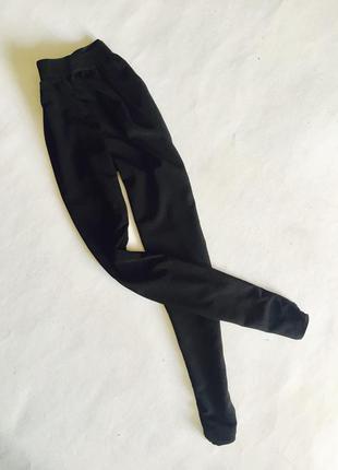 Стильные шифоновые штаны брюки на резинке от river island
