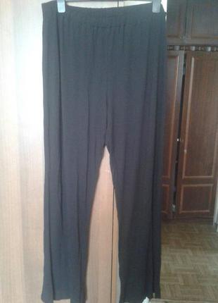 Чёрные спортивные штаны для дома george очень большого размера