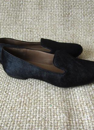Ecco р.39,40 туфлі лоуфери нові оригінал
