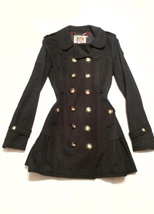 Плащ пальто juicy couture
