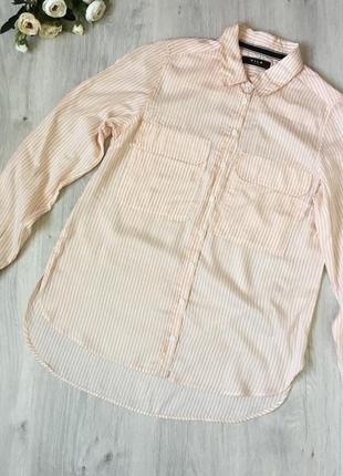 Фирменная рубашка vila, размер s