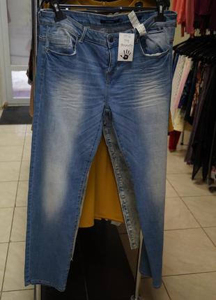 Классные джинсы от reserved , большой размер