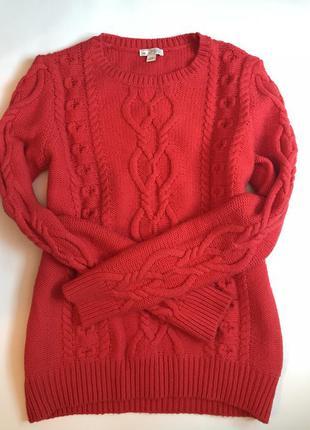 Яркий свитер gap