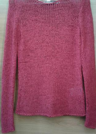 Вязаный свитер пуловер р.46-48 (наш)от takko fashion германия