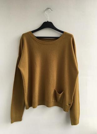 Стильный свитер marco polo оригинал