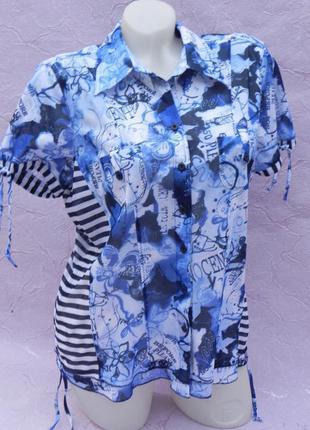 Блуза блузка рубашка bonita