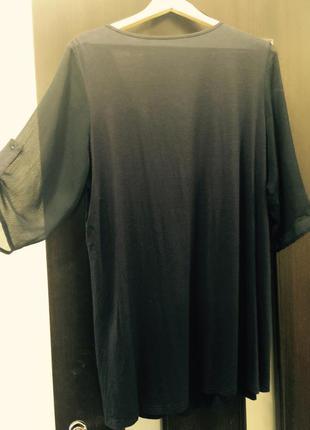 Красивая блузка david emanuel