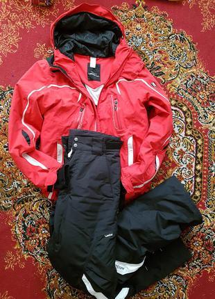 Wedze air venting system  лыжный горнолыжный костюм штаны куртка термо
