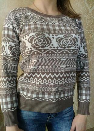 Турецкий свитерок.