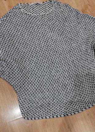 Оригинальный свитер оверсайз от zara
