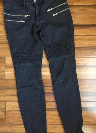 Байкерські джинси zara розмір 36