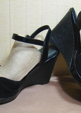 Босоножки footglove (размер 37 (uk4))