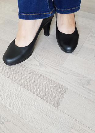 Туфли классика кожа натуральная