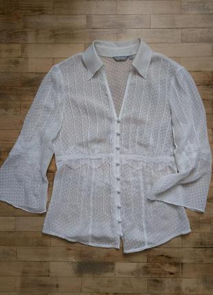 Нежная блузочка per una