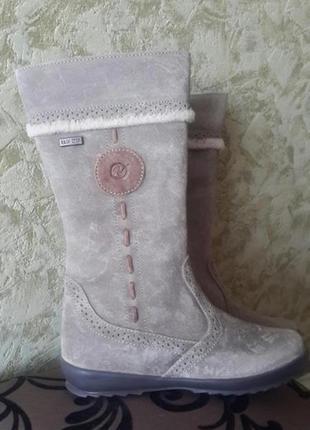 Сапоги чобітки зимние