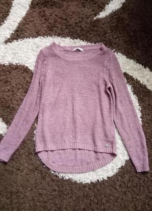 Кофта свитер цвета пудры only