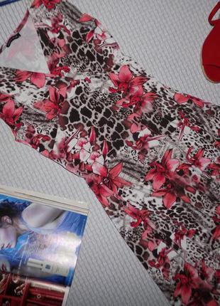 Красивое платье миди